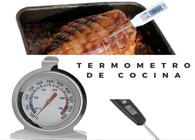 Comprar term metro de cocina para horno l quidos y cocinar for Termometro de cocina