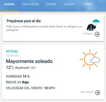 accuweather-app-android